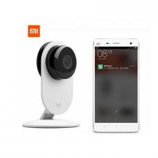 IP-камера Xiaomi Yi Smart CCTV с ИК подсветкой, белая, фото 3