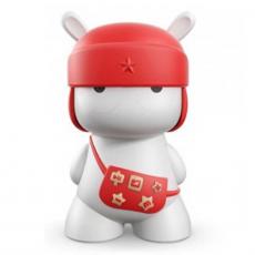 Портативная колонка Xiaomi Rabbit Bluetooth Speaker, белая/красная, фото 1