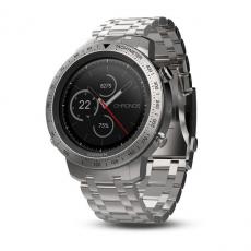 Умные часы Garmin Fenix Chronos, с металлическим браслетом, фото 1
