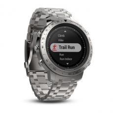 Умные часы Garmin Fenix Chronos, с металлическим браслетом, фото 2