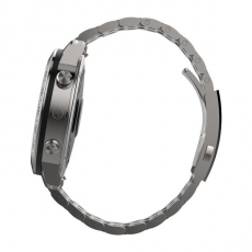 Умные часы Garmin Fenix Chronos, с металлическим браслетом, фото 3