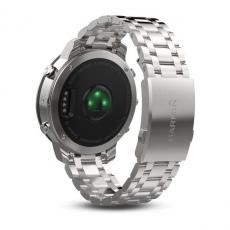 Умные часы Garmin Fenix Chronos, с металлическим браслетом, фото 4