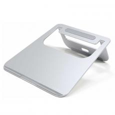 Алюминиевая подставка Satechi Aluminum Laptop Stand для MacBook, серебристый, фото 1