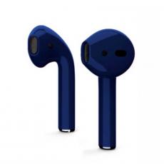 Беспроводные наушники Apple AirPods, темно-синие, фото 1