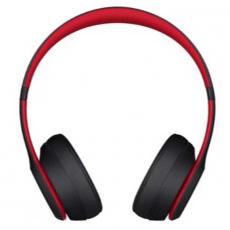 Беспроводные наушники Beats Solo 3 Wireless, чёрно/красные, фото 2