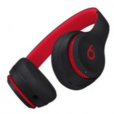 Беспроводные наушники Beats Solo 3 Wireless, чёрно/красные, фото 3