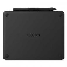 Графический планшет Wacom Intuos M with Bluetooth, чёрный, фото 2