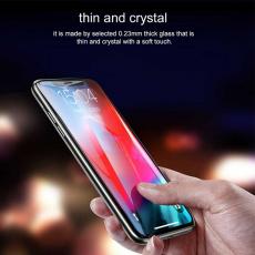 Защитное стекло Baseus для iPhone XS Max, чёрный, фото 3