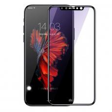 Защитное стекло Litu 3D Arc Edge Glass для iPhone XS Max, черный, фото 1