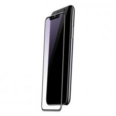 Защитное стекло Litu 3D Arc Edge Glass для iPhone XS Max, черный, фото 2