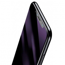 Защитное стекло Litu 3D Arc Edge Glass для iPhone XS Max, черный, фото 3
