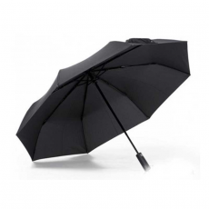 Зонт Mijia Automatic Umbrella, черный, фото 1