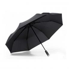 Зонт Mijia Automatic Umbrella, черный, фото 1