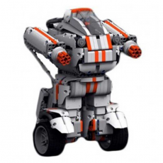 Игрушка-трансформер MITU Builder Bunny Block Robot, фото 1