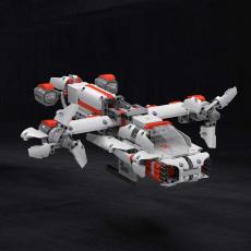 Игрушка-трансформер MITU Builder Bunny Block Robot, фото 2
