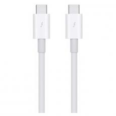 Кабель Apple, с USB-C на Thunderbolt 3, 0,8 м, белый, фото 2