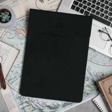 Кожаный чехол Stoneguard 531 для MacBook Pro 15 NEW 2016, чёрный, фото 2