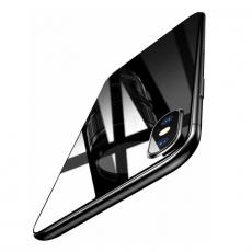 Комплект защитных стекол Baseus Glass 0.2mm для iPhone Xs Max, прозрачный, фото 2