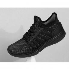 Кроссовки женские Mijia Smart Shoes, р-р 37-40, черный, фото 2