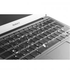 Накладка на клавиатуру i-Blason (европа) для Macbook Air 13, Pro Retina 13/15, прозрачный, фото 3