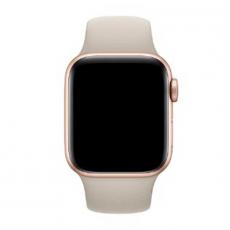 Ремешок Apple спортивный для Apple Watch 42 мм, SM/ML, бежевый, фото 2