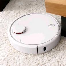 Робот-пылесос Xiaomi Robot Vacuum Cleaner, белый, фото 3