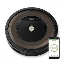 Робот-пылесос iRobot Roomba 896, чёрный, фото 1