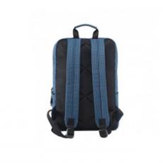Рюкзак школьный Xiaomi, водоотталкивающая пропитка backapck 600D, синий, фото 2