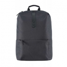 Рюкзак школьный Xiaomi, водоотталкивающая пропитка backapck 600D, черный, фото 1