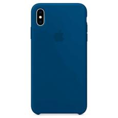 Силиконовый чехол для iPhone XS, цвет «морской горизонт», фото 1
