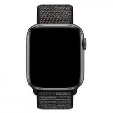 Спортивный браслет для Apple Watch 44 мм, черный, фото 2