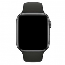 Спортивный ремешок для Apple Watch 44 мм, чёрный, фото 2