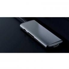 Хаб Xiaomi HAGiBiS, с USB-C к HDMI, серый, фото 3