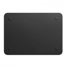 Чехол кожаный WIWU Skin Pro для MacBook Pro 15, черный, фото 2