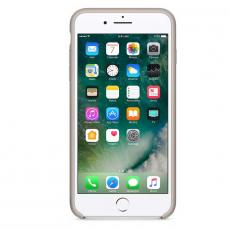 Чехол Apple силиконовый для iPhone  8/7 Plus, морская галька, фото 2