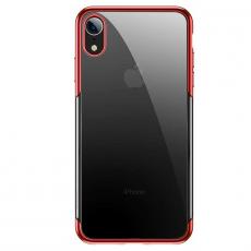 Чехол Baseus Glitter для iPhone XR, красный, фото 1