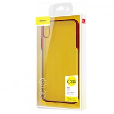 Чехол Baseus Glitter для iPhone XR, красный, фото 2