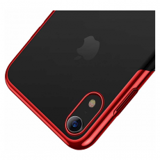 Чехол Baseus Glitter для iPhone XR, красный, фото 3