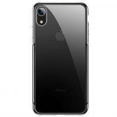 Чехол Baseus Glitter для iPhone XR, чёрный, фото 1