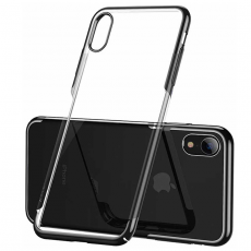 Чехол Baseus Glitter для iPhone XR, чёрный, фото 2