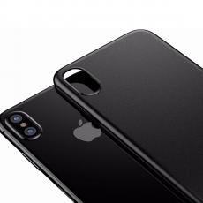 Чехол Baseus wing для iPhone XS Max, чёрный, фото 3
