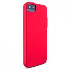 Чехол Beyzacases Snap Hard для iPhone 5, 5S и SE, красный, фото 1