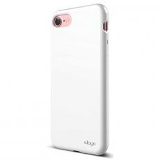 Чехол-накладка Elago Cushion для iPhone 7/8, полиуретан, белый, фото 1