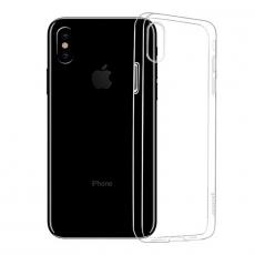 Чехол-накладка Hoco Light Series TPU для iPhone Xs MAX, полиуретан, прозрачный, фото 1