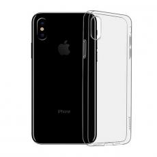 Чехол-накладка Hoco Light Series TPU для iPhone Xs MAX, полиуретан, чёрный, фото 1