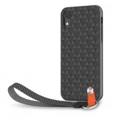 Чехол Moshi Altra с ремешком на запястье для iPhone XR, чёрный, фото 2