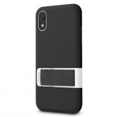 Чехол Moshi Capto с ремешком MultiStrap для iPhone XR, чёрный, фото 1