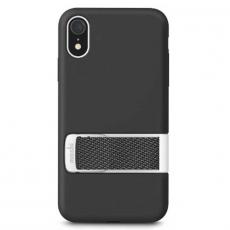 Чехол Moshi Capto с ремешком MultiStrap для iPhone XR, чёрный, фото 2