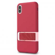 Чехол Moshi Capto с ремешком MultiStrap для iPhone Xs Max, розовый, фото 2