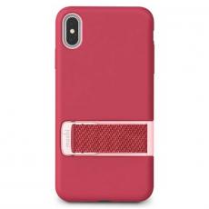 Чехол Moshi Capto с ремешком MultiStrap для iPhone Xs Max, розовый, фото 1